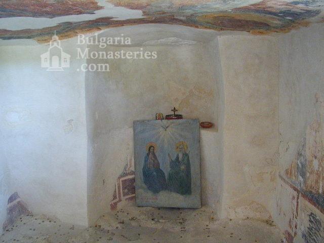 Аладжа манастир - Помещенията (Снимка 15 от 27)