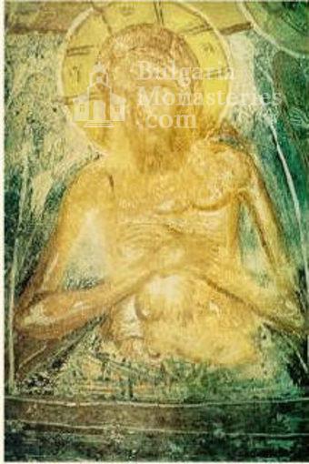 Алински манастир - Стенописи от църквата - 17 в. (Снимка 2 от 13)