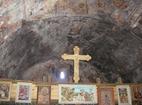 Алински манастир - Стенописи от църквата - 17 в.