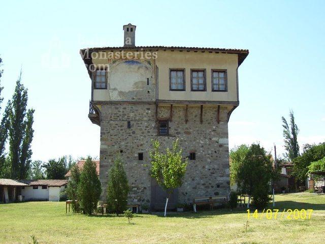 Араповски манастир - Кулата на Ангел Войвода (Снимка 19 от 27)