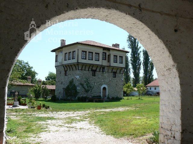 Араповски манастир - Кулата на Ангел Войвода (Снимка 25 от 27)