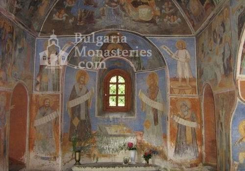 Араповски манастир - Стенописите в църквата (Снимка 14 от 27)