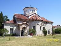 """Араповски манастир - Църквата """"Св. Неделя"""""""
