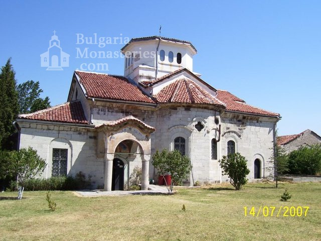 Араповски манастир - Църквата