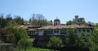 Арбанашки манастир - Изглед към манастира