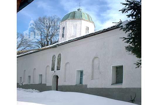 Арбанашки манастир - Църквата (Снимка 13 от 14)
