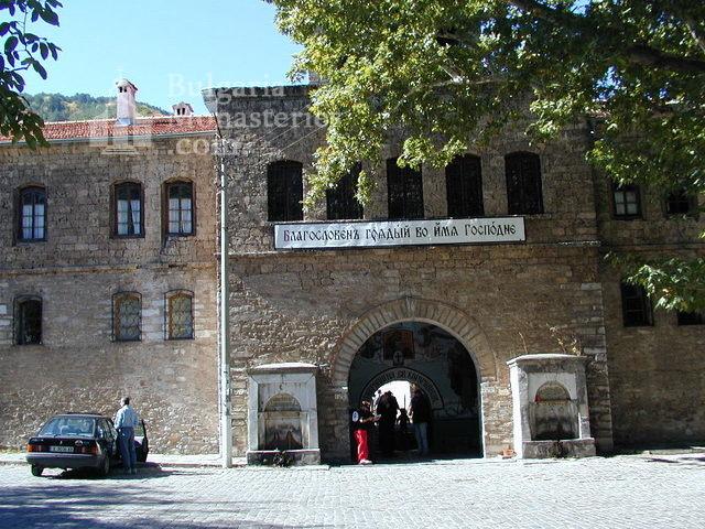 Бачковски манастир  (Снимка 4 от 30)