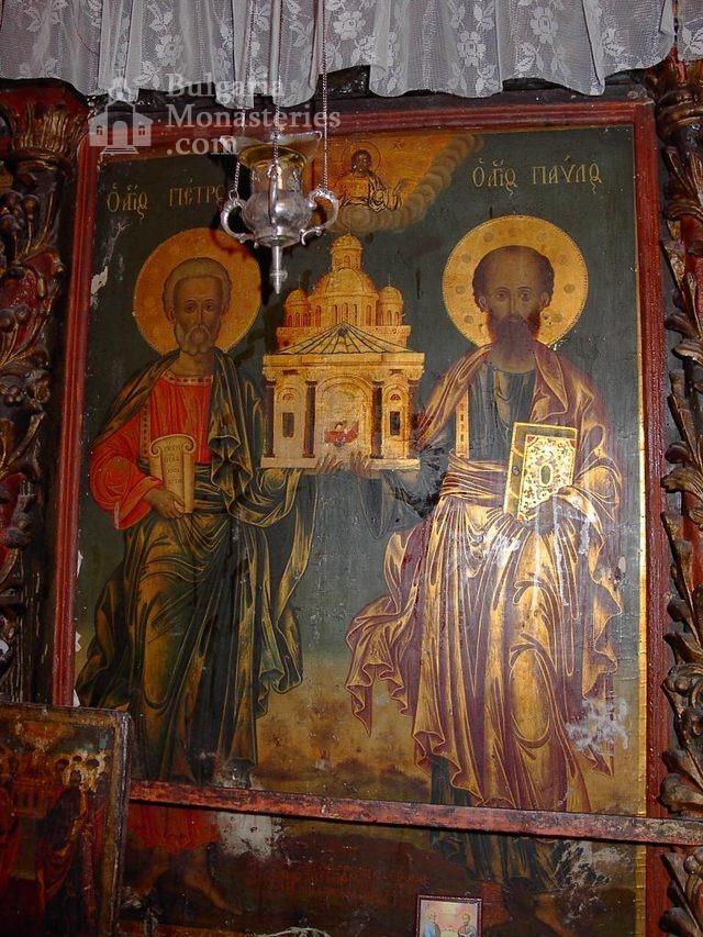 Баткунски манастир - Патроните Петър и Павел (Снимка 13 от 23)
