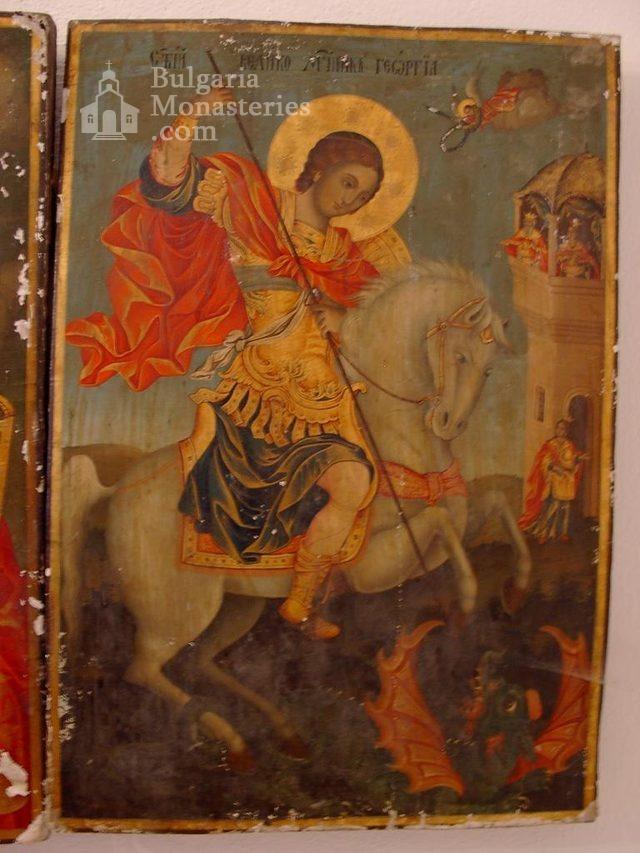 Баткунски манастир - Св. Георги (Снимка 23 от 23)