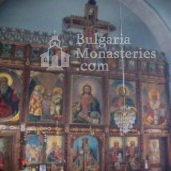 Батошевски манастир - Иконостасът (Снимка 4 от 8)