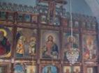 Батошевски манастир - Иконостасът