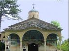 """Батошевски манастир - Църквата """"Успение Богородично"""""""