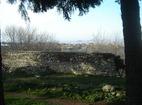 Белащински манастир - Изглед към Пловдив