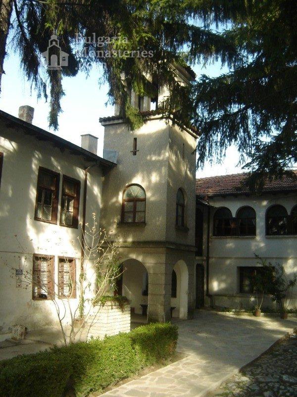 Белащински манастир - Жилищните сгради (Снимка 17 от 26)