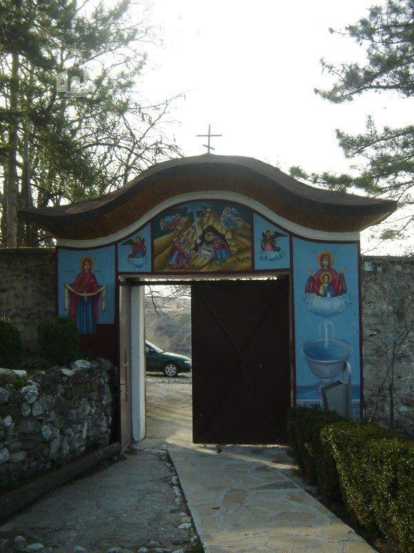Белащински манастир - Манастирската порта (Снимка 25 от 26)