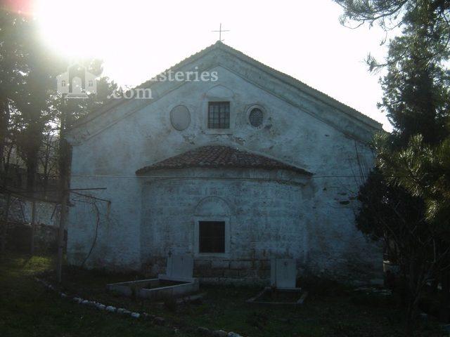Белащински манастир - Църквата Св. Георги Победоносец (Снимка 11 от 26)