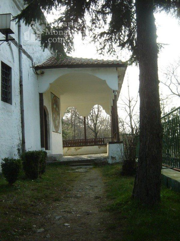 Белащински манастир - Църквата Св. Георги Победоносец (Снимка 15 от 26)