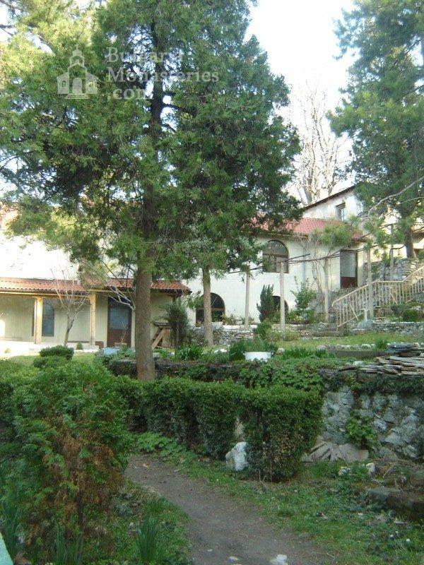 Белащински манастир - Църквата Св. Георги Победоносец (Снимка 16 от 26)