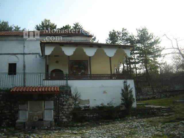 Белащински манастир - Църквата Св. Георги Победоносец (Снимка 21 от 26)