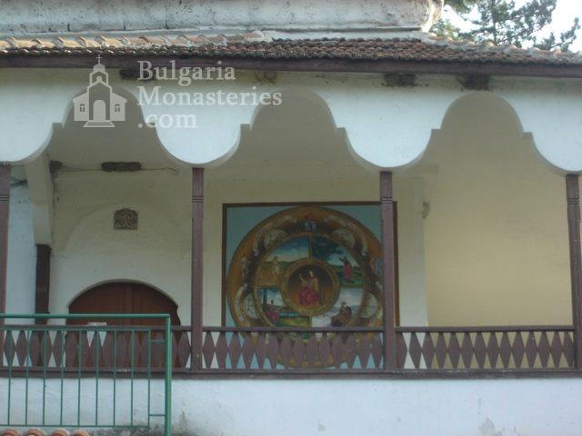 Белащински манастир - Църквата Св. Георги Победоносец (Снимка 22 от 26)