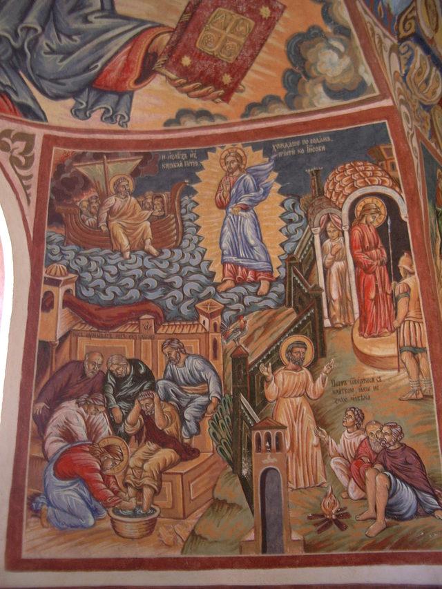 Белочерковски манастир (Снимка 7 от 12)