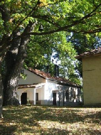 Бистришки манастир (Снимка 8 от 12)