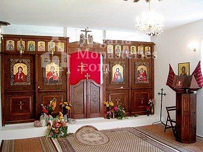 Ботевски манастир - Иконостасът в църквата (Снимка 9 от 10)