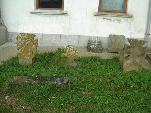 Букоровски манастир - Кръстове (Снимка 4 от 10)