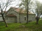 Букоровски манастир - Църквата Св. Георги от страната на олтара
