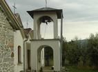 Букоровски манастир - Църквата Св. Георги с камбанарията