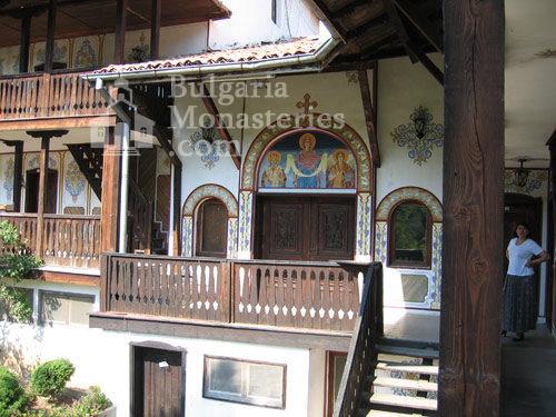 Чекотински манастир - Параклиса