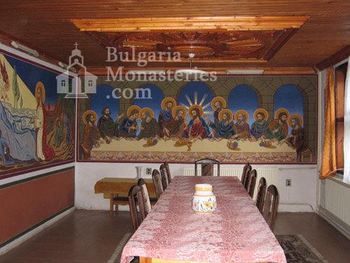 Чекотински манастир - Трапезарията (Снимка 12 от 17)
