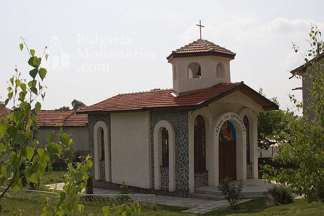 Черепишки манастир - Църквата (Снимка 7 от 29)