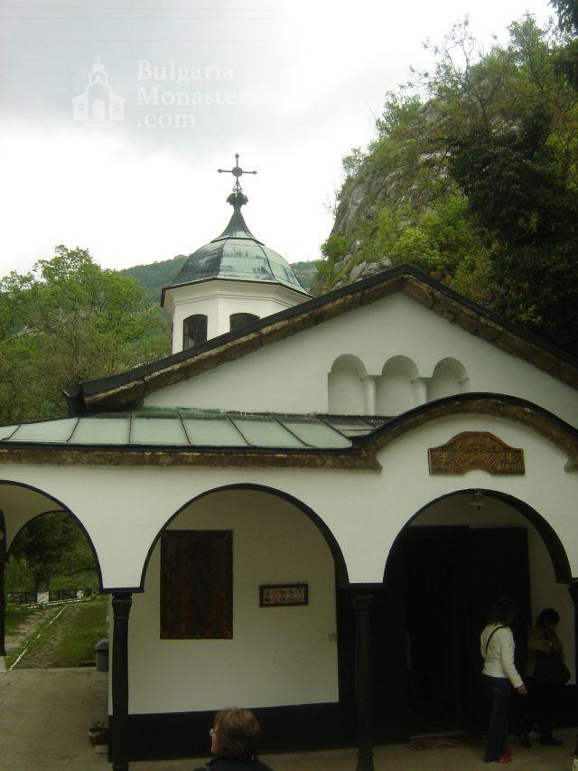 Черепишки манастир - Църквата (Снимка 10 от 29)