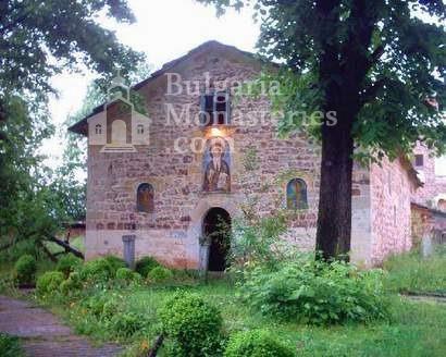 Чипровски манастир - Църквата