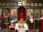 Чирпански манастир  - Иконостасът в църквата