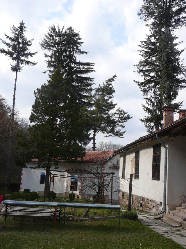 Дивотински манастир - Манастирският двор (Снимка 5 от 16)