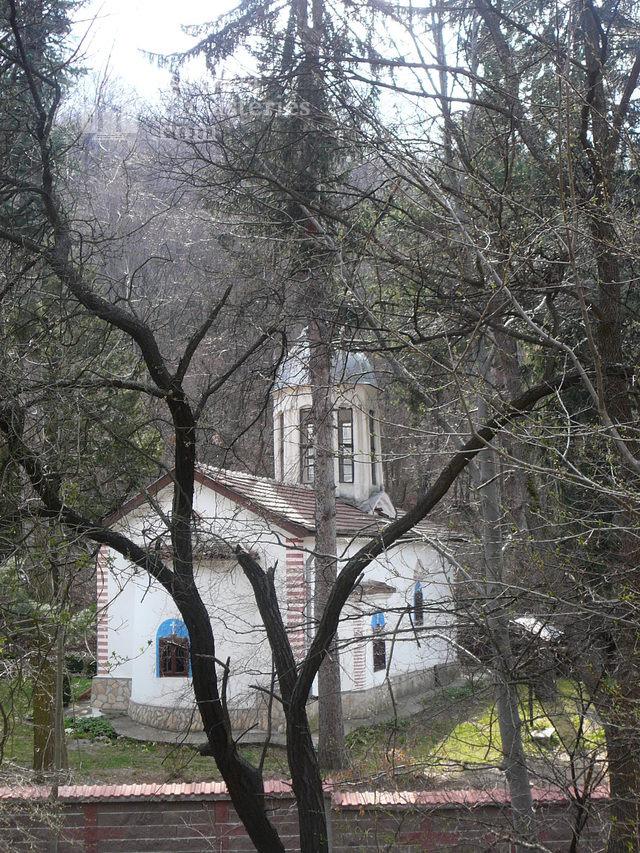 Дивотински манастир - Църквата