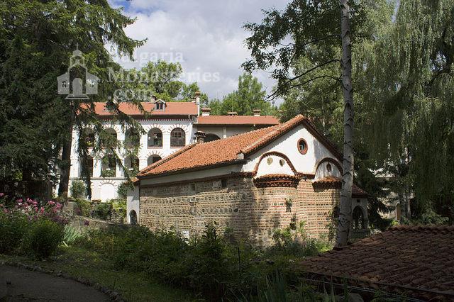 Драгалевски манастир (Снимка 8 от 22)