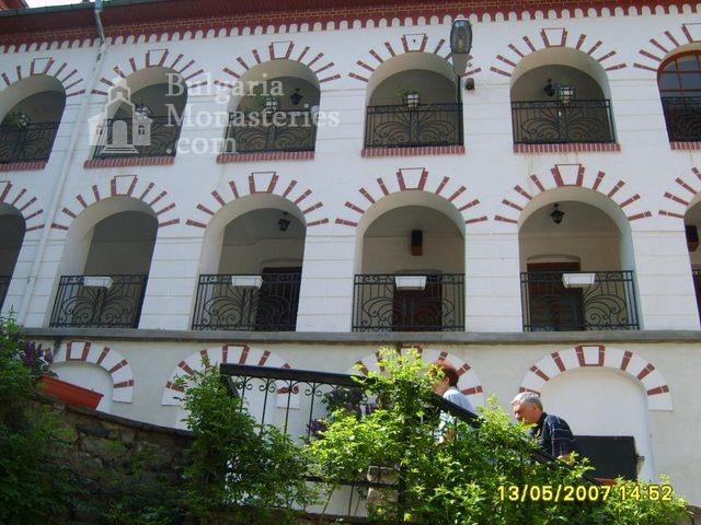 Драгалевски манастир - Жилищните сгради (Снимка 7 от 22)