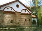 """Драгалевски манастир - Църквата """"Св. Богородица"""""""