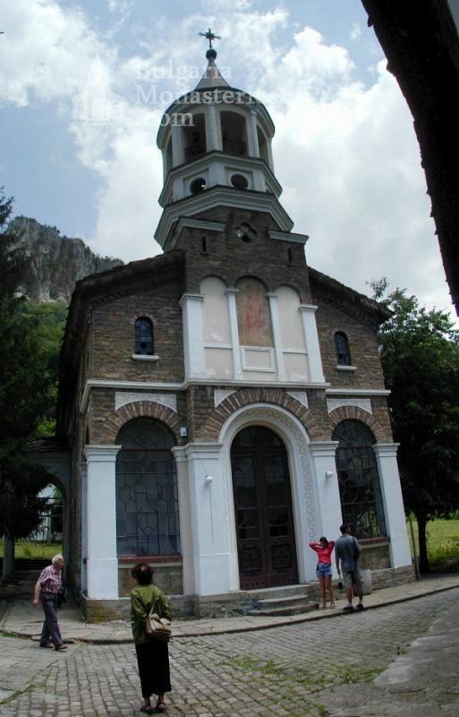 Дряновски манастир - Църквата (Снимка 20 от 22)