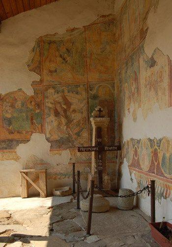 Елешнишки манастир - Стенопис  (Снимка 8 от 15)