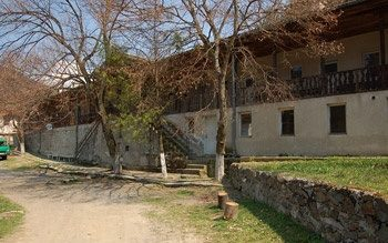 Елешнишки манастир - Стенопис  (Снимка 9 от 15)