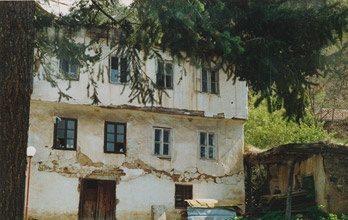 Елешнишки манастир - Стенопис  (Снимка 10 от 15)