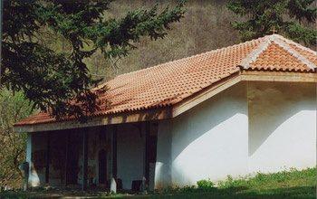 Елешнишки манастир - Стенопис  (Снимка 11 от 15)