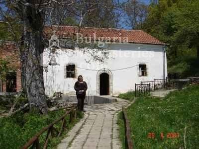 Голямобуковски манастир - Църквата (Снимка 6 от 7)