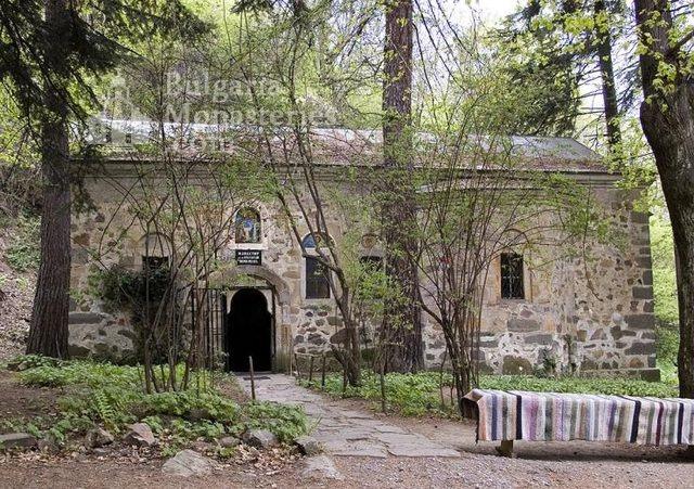 Горнобански манастир (Снимка 1 от 5)