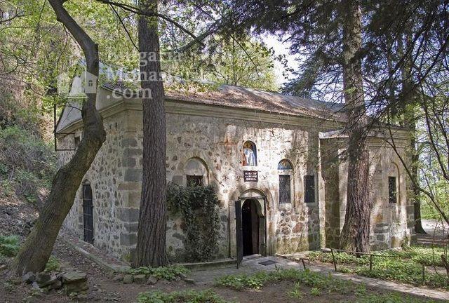 Горнобански манастир - Църквата