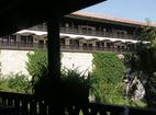Горноводенски манастир - Жилищните сгради